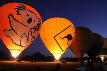 【旅行記】オーストラリア・ケアンズ /最終日 /熱気球 -全身全霊Takeoff